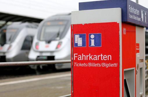 Bahn führt kostenlose Tickets zum Zielbahnhof ein