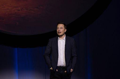 Rote Zahlen bei E-Auto-Verkauf – aber Anleger vertrauen Elon Musk