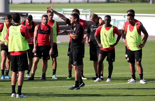 Tayfun Korkut reist mit Bestbesetzung zum Bundesliga-Start nach Mainz