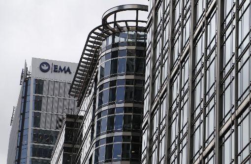 EU-Arzneimittelbehörde kommt nicht nach Deutschland