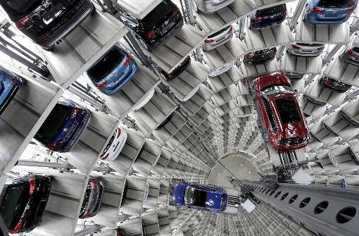 Volkswagen kann Gewinn kräftig steigern