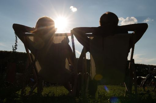 "Hoch ""Nilüfer"" bringt den Sommer zurück"