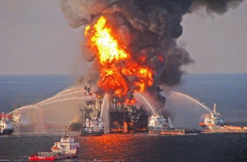 Milliardenkostendurch Ölkatastrophe