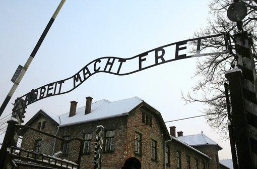 Zwischen 141 und 43 arbeitete Hans Lipschis im KZ Auschwitz. Foto: dpa