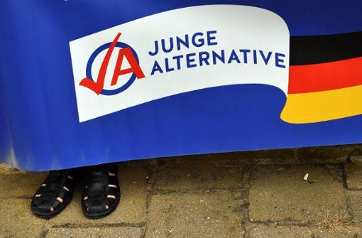 AfD-Jugend will Landesverbände auflösen