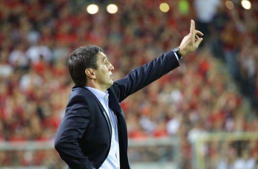 Das meint der VfB-Trainer