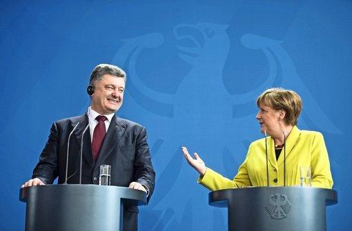 Merkel denkt nicht an WM-Boykott