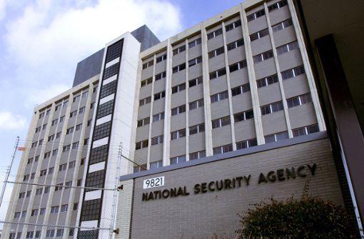 Verletzter bei Schießerei nahe NSA-Hauptquartier