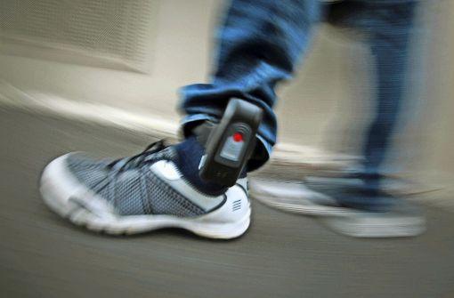 Die Fußfessel soll kommen – auch im Land