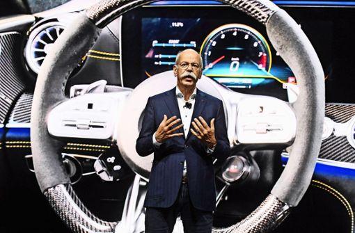 Autobauer bremst seinen Großinvestor Li Shufu
