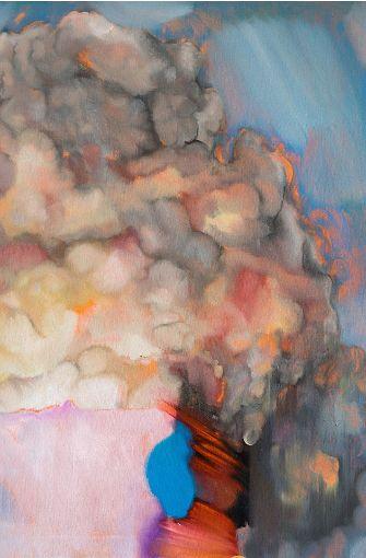 Winston Chmielinski, Look Beyond  Foto: Abbildung: Galerie Thomas Fuchs/Winston Chmielinski