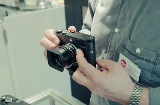Die Leica M10 auf der Fotofachmesse