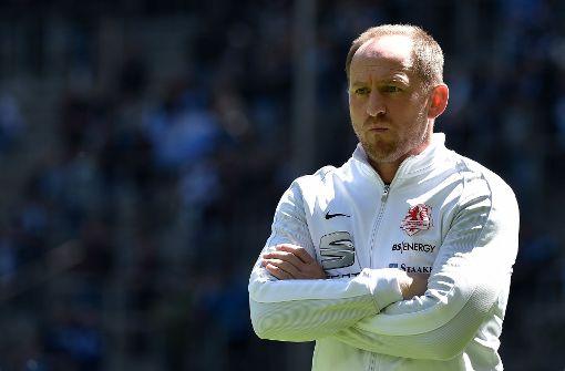 Aufstiegsticker: Braunschweig-Coach von 1860-Trainer beleidigt?