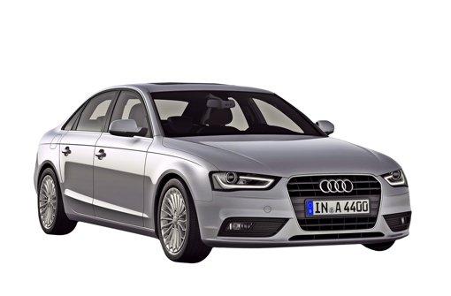 + 48%  Audi A4 – Laborverbrauch: 5,66 l/100 km; Realverbrauch: 8,35 l/100 km Foto: AUDI AG