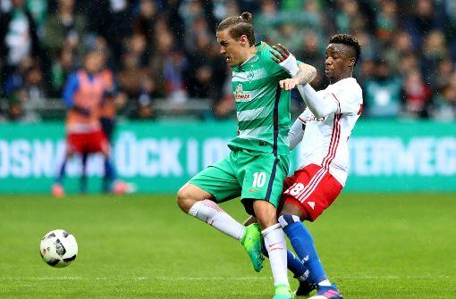 Bremen gewinnt Nordderby gegen den HSV