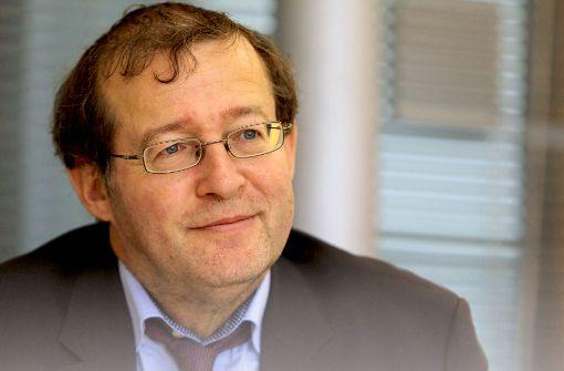 Rektor Roos strebt dritte Amtszeit an