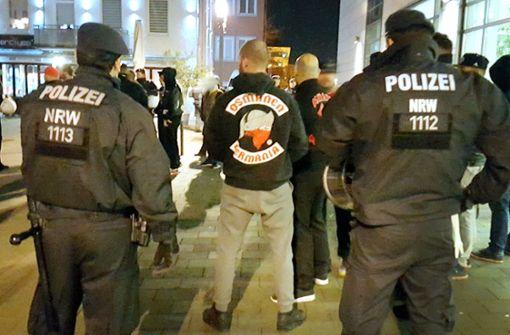 Osmanen-Chef   versorgte     Polizei mit Informationen