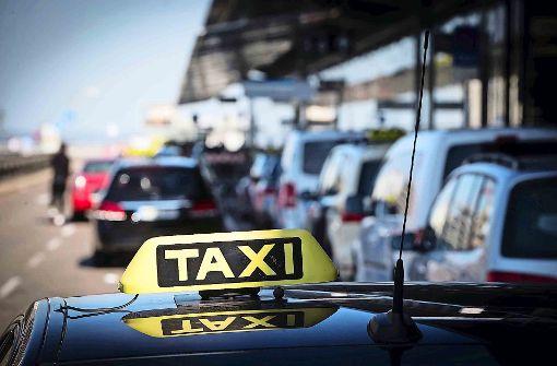 Taxifahrten sollen deutlich teurer werden