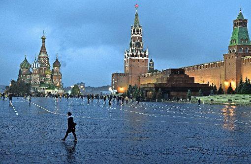 Mit Russland durch das Sommersemester