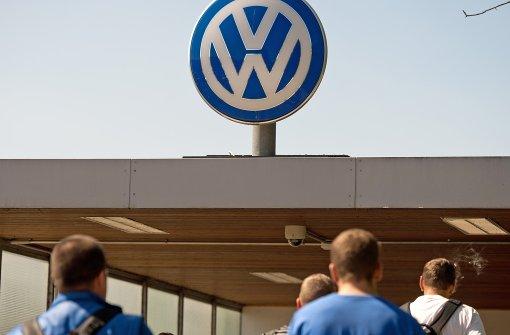 VW entfacht Debatte über Kurzarbeitergeld