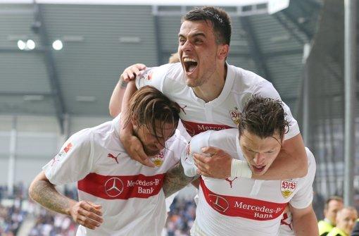 2:1 – VfB zieht Kopf aus der Schlinge