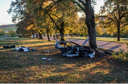 Der Unfall ereignete sich am Mittwochnachmittag bei Weil der Stadt. Foto: SDMG