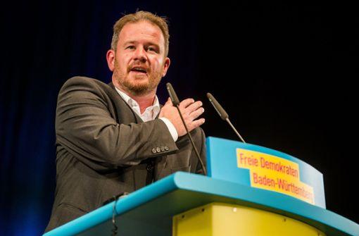 Andreas Glück führt Landesliste für Europawahl