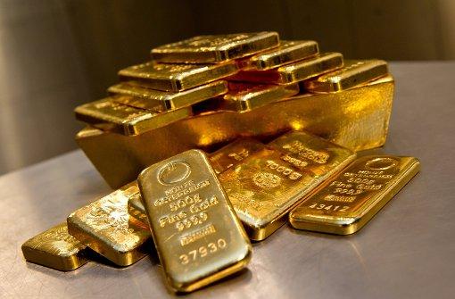 Der Goldschatz der Nazis