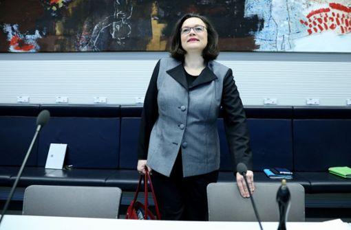 Union und SPD bauen Rentenleistungen aus