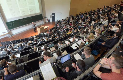 Fast 57 000 Studenten ohne Abitur