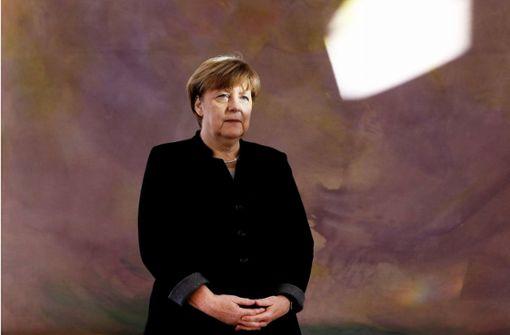 Merkels Stern sinkt