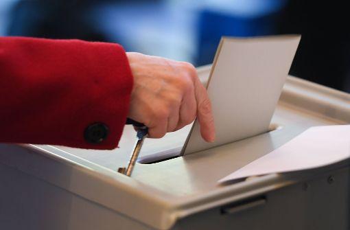Am 24. September entscheiden die Böblinger Bürger, welcher Kandidat in den Bundestag einzieht. Foto: dpa