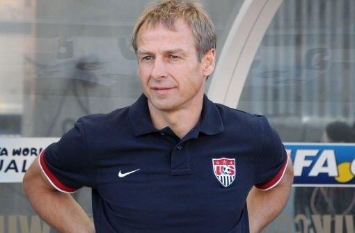 Klinsmann mit US-Team auf WM-Kurs