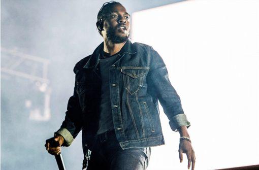 US-Rapper Kendrick Lamar ausgezeichnet