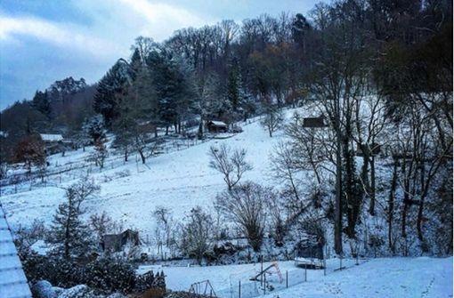 So schön ist Stuttgart und die Region im Schnee