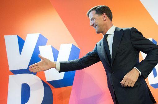 Niederlande stehen vor schwieriger Regierungsbildung