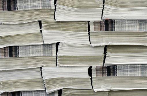 Positive Signale aus der Zeitungsbranche