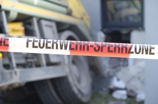 Verletzt worden ist bei dem Unfall niemand. Foto: Andreas Rosar Fotoagentur-Stuttg
