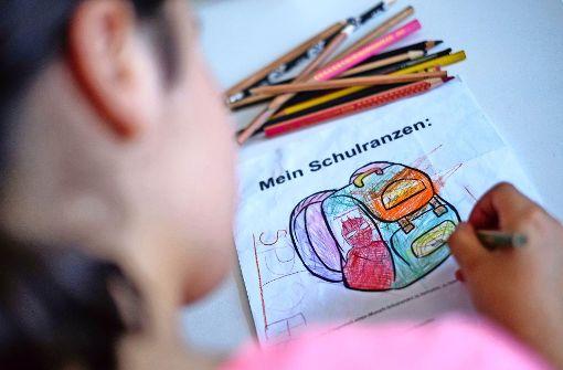 Schöner  Schulranzen für  guten Start