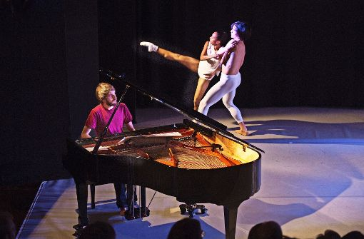 Beim   Podium-Festival in Esslingen widmen sich junge Künstler  bevorzugt  neuen  und innovativen Formaten  zur Vermittlung klassischer Musik. Foto: Horst Rudel/Archiv