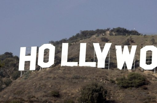 Hollywood – Sinnbild für die Filmindustrie in Los Angeles Foto: EPA