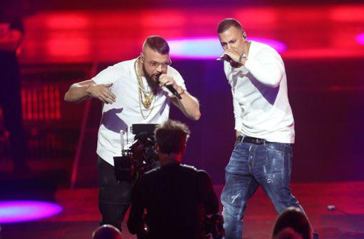 Plattenfirma stoppt Zusammenarbeit mit Farid Bang und Kollegah