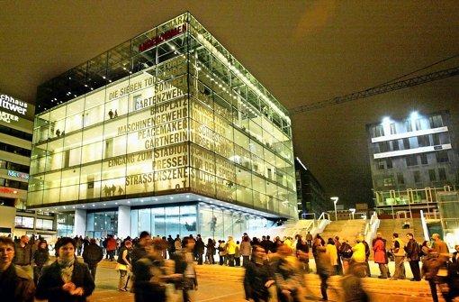 Großer Andrang bei der Nacht der Museen 2005 im neuen Haus  Foto: Daniel Moritz