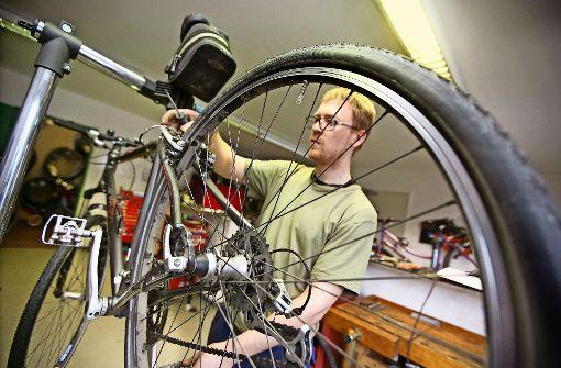 Fahrradprojekte für mehr soziale Teilhabe