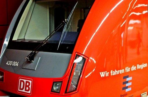 Wir fahren für die Region – am Donnerstag aber wurden die S-Bahnen im Berufsverkehr ausgebremst Foto: Peter Petsch
