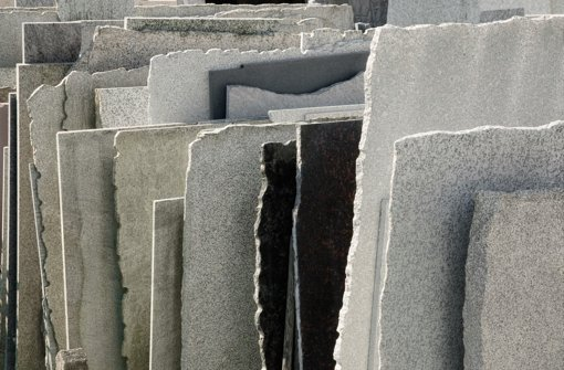 Immer fair: Natursteinplatten aus heimischen Steinbrüchen Foto: Fotolia