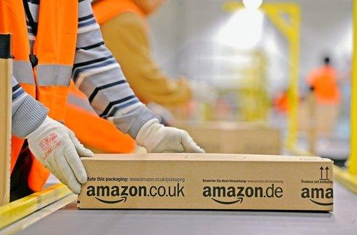 Online-Händler Amazon Foto: dpa