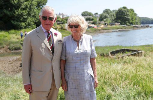 Prinz Charles in Rentnerbeige