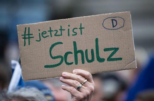Das  Steuerkonzept der SPD soll dem Kanzlerkandidaten Martin Schulz neuen Aufwind geben. Foto: dpa