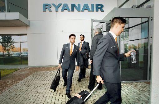 Ryanair will erstmals mit Piloten verhandeln